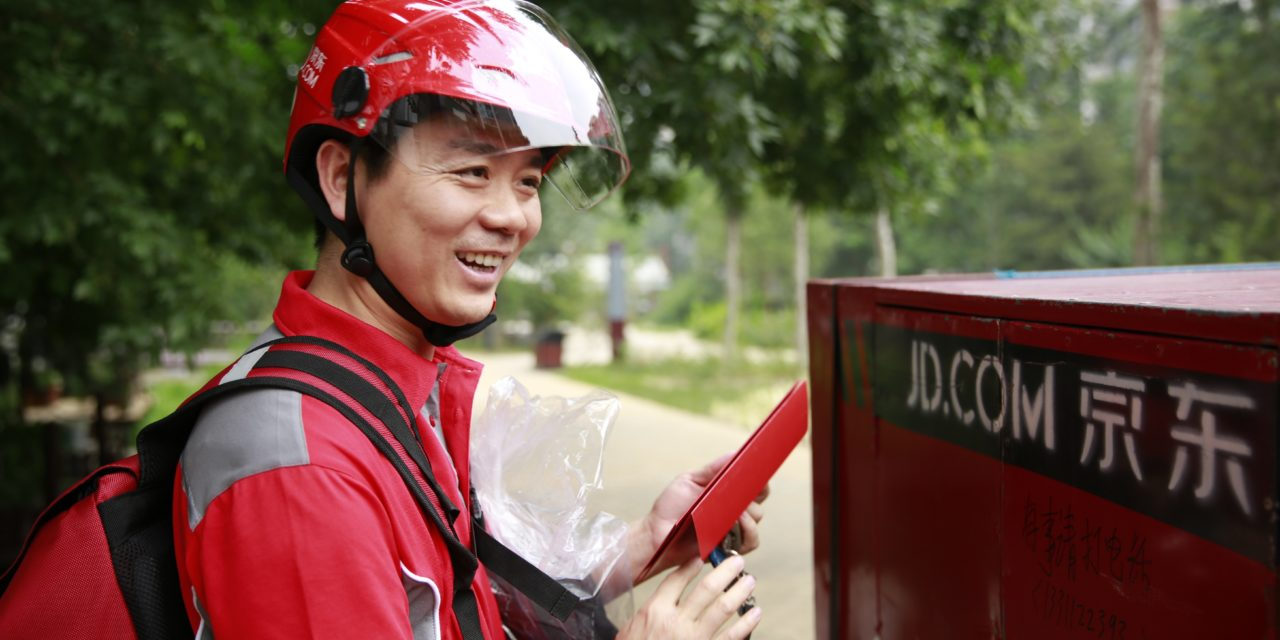 Jingdong, China's grootste e-tailer