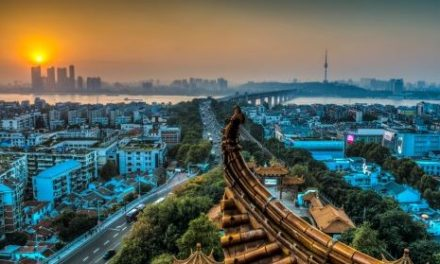 """""""Wuhan, Different Every Day!"""""""