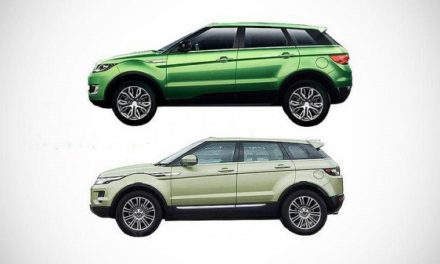 Land Rover Evoque vs. Landwind X7