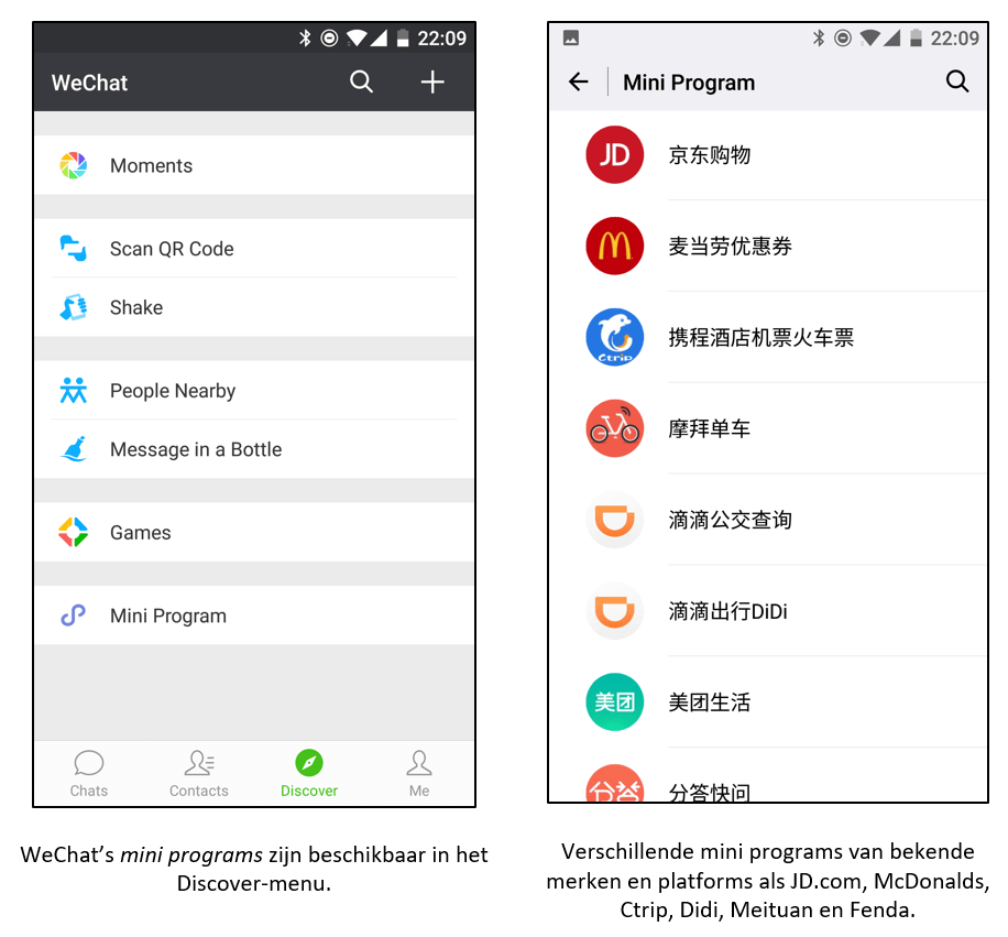 WeChat Mini Programs 1