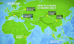 The Belt and Road Initiative @ Living Lab