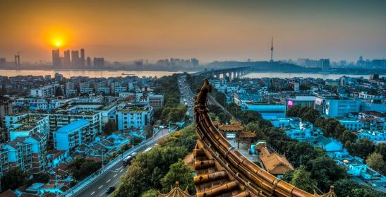 """Wuhan, Different Every Day!"""