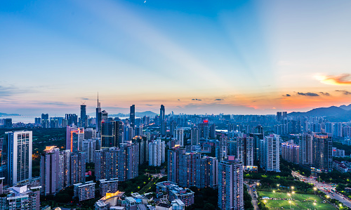 Shenzhen: from factory of the world to world city