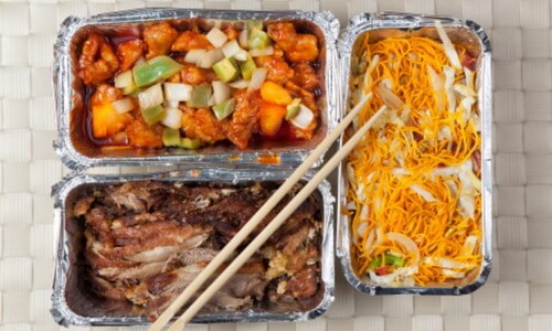Geen Hollandse Babi Pangang in 'Chinese Takeaway'