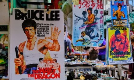 De zonen van Bruce Lee