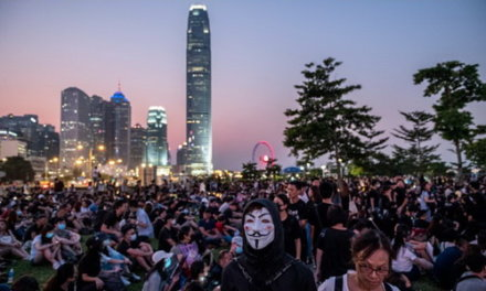 """Be Water"" – zeven maanden protesten in Hong Kong"